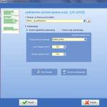 Opcija za podešavanje štampe po proizvođačima obrazaca